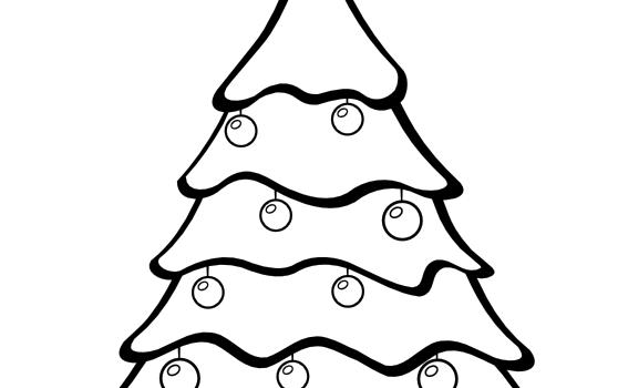 Dibujos De Arboles De Navidad A Color. Fabulous Dibujos Arboles ...